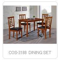 COS-3188  DINING SET